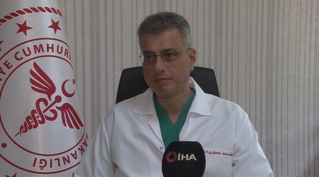 İl Sağlık Müdürü Prof. Dr. Kemal Memişoğlu: 1,5 ay içinde İstanbul'un tamamını aşılarız