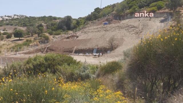 Karaburun Belediyesi, SİT alanına inşaat yaptıkları iddiasıyla Çukur'un oyuncularından şikayetçi oldu! Aras Bulut İynemli'den jet açıklama geldi
