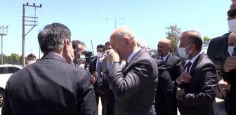 Mehmet Emin Şimşek: Son dakika: Ulaştırma ve Altyapı Bakanı Karaismailoğlu, Ahlat-Karahasan-Malazgirt Yolu Açılış Töreni'nde konuştu Açıklaması