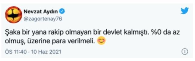 Yemek Sepeti CEO'sundan Mansur Yavaş'ın yeni projesiyle ilgili esprili paylaşım: Rakip olmayan bir devlet kalmıştı