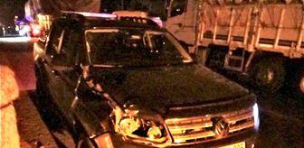 Jandarma: Son dakika 3. sayfa: Bingöl'de aracın çarptığı kadın hayatını kaybetti