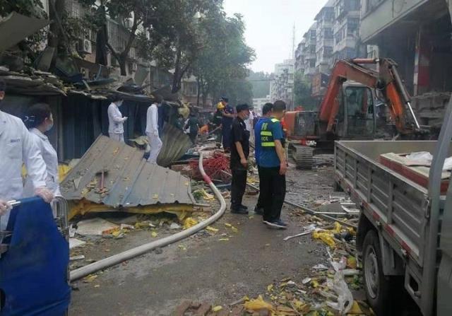 Çin'i savaş alanına çeviren doğal gaz patlaması: 12 ölü, 138 yaralı