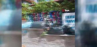 Engelli: Dede ve torunun mavi kapak kampanyasına hırsız engeli...Hırsızlar 30 engellinin hayalini çaldı