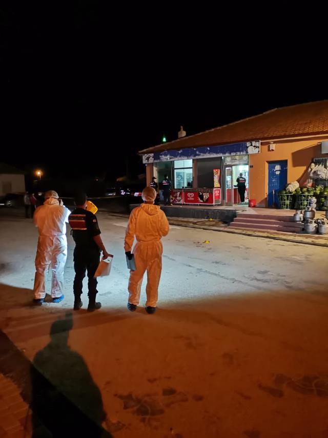 Dünürlerine markette ateş açtı: 1 ölü, 5 yaralı