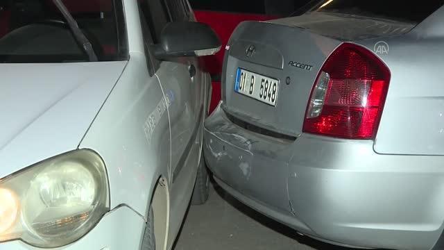 Kovalamaca sonucu yakalanan ehliyetsiz sürücüye yaklaşık 10 bin lira ceza kesildi