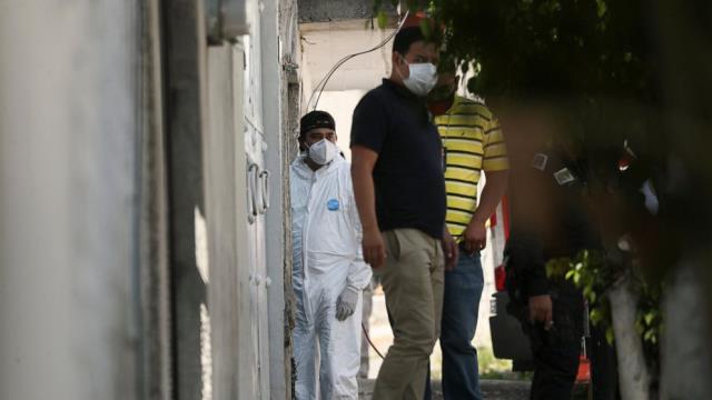 Meksika'da seri katil şüphelisinin evinden 17 cansız beden çıktı