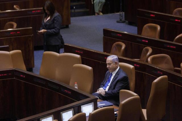 Son Dakika: İsrail'de muhaliflerin koalisyonu güven oyu aldı, 12 yıllık Netanyahu dönemi resmen sona erdi