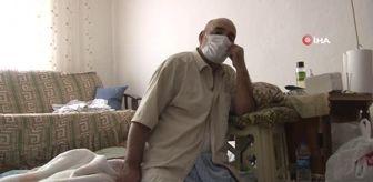 Engelli: Yıllarca dizleri üzerinde süründüren genetik hastalık iki bacağından etti