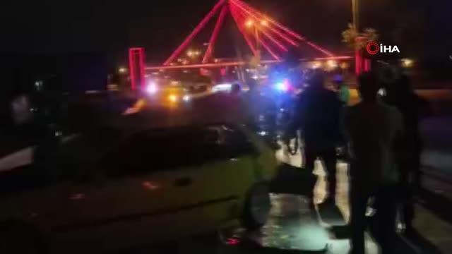 Son dakika haber   Başkent'te trafik kazası: 1 yaralı
