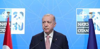 Mark Rutte: Son dakika haber! Cumhurbaşkanı Erdoğan: 'NATO'nun küresel sınamalar karşısında daha etkin inisiyatifler üstlenmesi gerekmektedir''Terör meselesinde örgütler arasında...