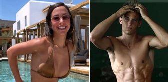 İspanya: Koronavirüse yakalandığı için İspanya'da kadro dışı kalan Llorente, model sevgilisiyle tatile gitti