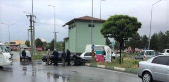 Kütahya: KSBÜ Rektörü Kavuncu kaza geçirdi