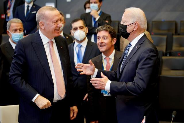 Son Dakika: Cumhurbaşkanı Erdoğan ile görüşen Biden'dan ilk değerlendirme: Çok iyi bir görüşme yaptık
