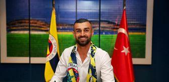 Dursun Sarı: Serdar Dursun Fenerbahçe'de