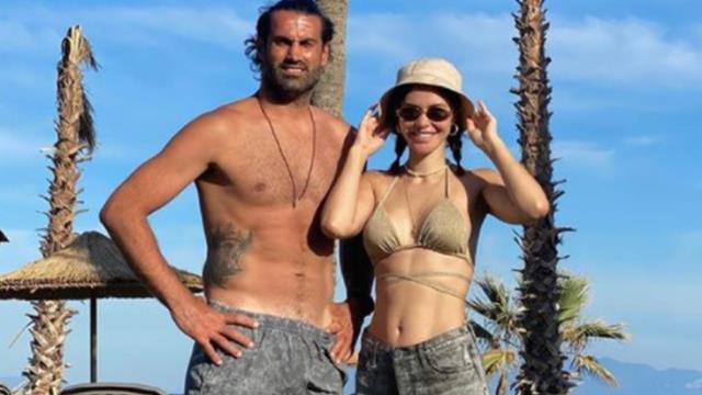 Volkan Demirel'in eşi Zeynep'e Bodrum'daki tatil zehir oldu