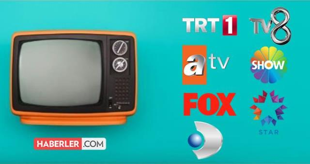 16 Haziran Çarşamba TV yayın akışı! TV8, Star TV, Kanal D, ATV, FOX TV, TRT 1 bugünkü yayın akışı! Televizyonda bugün neler var?