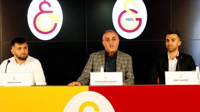 G.Saray'da transfer bitmiyor! Emre Taşdemir ve Ömer Bayram'ın sözleşmesi uzatıldı