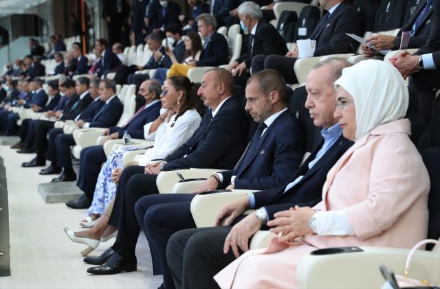 Maçı stattan seyreden Erdoğan'ı yıkan skor! Üzüntüsü yüzüne yansıdı