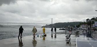 İstanbul: Sağanak yağış etkisini sürdürüyor