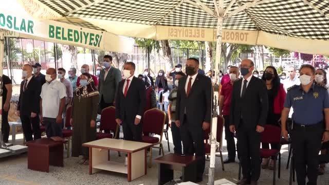 Şehit Jandarma Uzman Çavuş Mustafa Sarı Kütüphanesi açıldı