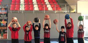 A Takımı: Turgutlu Belediyesi geleceğin yıldız sporcularını yetiştiriyor