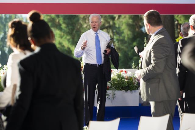 ABD'nin başkanları değişiyor, huyları değişmiyor! Trump'tan sonra Biden da gazeteci azarladı