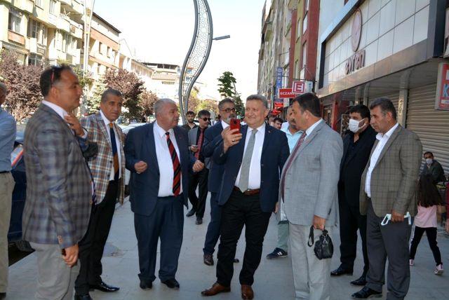 GAP gazeteciler heyeti Hakkari'de