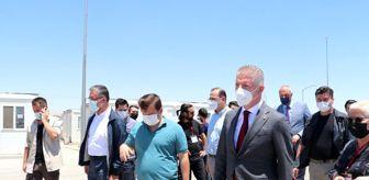 Kocaeli: Gaziantep Valisinden güvenli bölge açıklamasıVali Gül: '3 bin 2 eylem engellendi''Terörden temizlenen bölgeler dönüşler için yeterli değil''Kaçak...