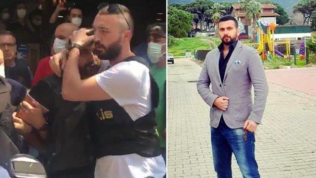 HDP binasını kana bulayıp bir kişiyi öldüren saldırganın ilk ifadesi: Kimse ile bir bağlantım yok