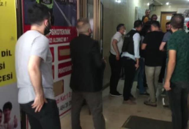 HDP saldırganı ile polisin ilk diyaloğu: Kimseyi vurmadım, bir kişiye ateş ettim