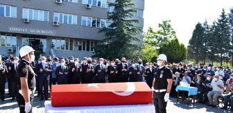Güney Ege: Şehit Ercan Yangöz'ün Naaşı Düzenlenen Törenle Memleketine Uğurlandı
