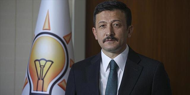Son Dakika! AK Parti Genel Başkan Yardımcısı Dağ'dan HDP İzmir il binasına düzenlenen saldırıya ilişkin açıklama: Kınıyorum