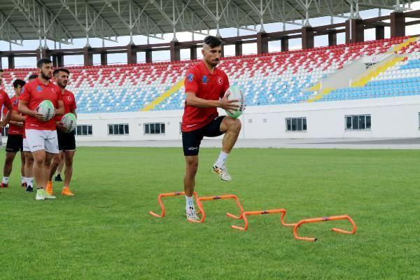 SPOR Türkiye Ragbi Milli Takımı'nda hedef şampiyonluk