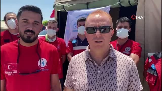 UMKE 8.Bölge eğitimleri Gaziantep'te yapıldı