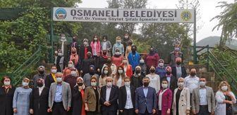 Münür Şahin: AK Partili başkanlar Osmaneli'nde buluştu