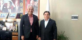 Yenipazar: Başkan Yaman, gün boyu ziyaretçileri kabul etti