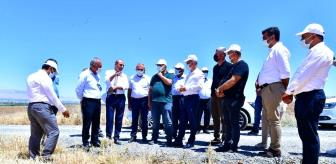Mehmet Çınar: Çınar, tarımsal üretim sahasındaki faaliyetleri inceledi