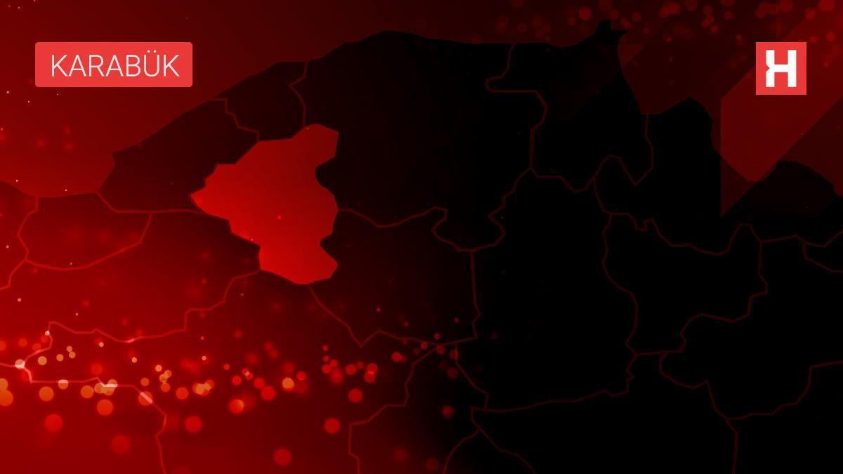 Karabük'te kaçak kazı yaptıkları iddiasıyla 3 kişi yakalandı