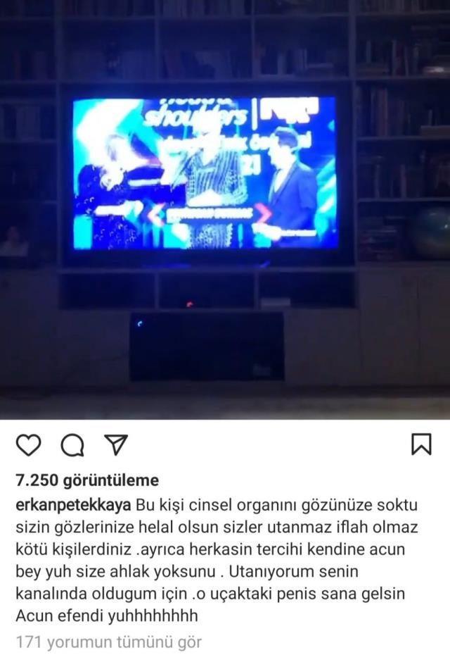 Kırmızı Oda'dan ayrılan Erkan Petekkaya, veda paylaşımı yaptı: Siz olmasaydınız rolü öyle oynayamazdım