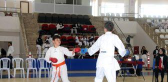 Mecnun Otyakmaz: Sivas'ta 'Karate İl Birinciliği' müsabakaları yapıldı