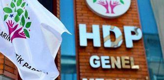 Cumhuriyet: Son Dakika! Anayasa Mahkemesi raportörü, HDP'ye kapatma iddianamesinin kabulünü talep etti