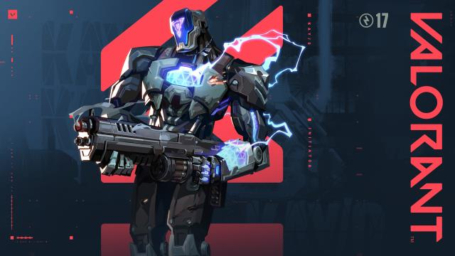 Valorant, yeni ajanı KAY/O'yu tanıttı! Düşman yeteneklerini susturan katil robot KAY/O özellikleri