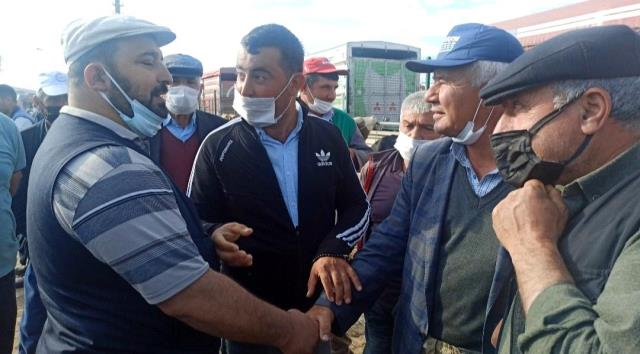 Afyon'daki kurban pazarında hareketlilik başladı