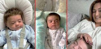 Medya: Annesi fotoğrafını paylaşınca ilgi odağı oldu! Henüz 3 aylık ama halini görenler inanmıyor