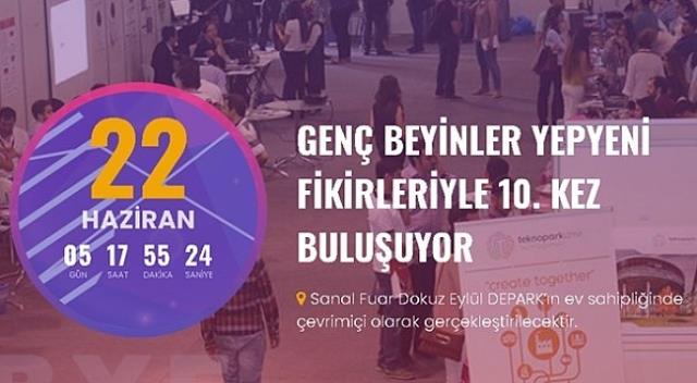 Dev etkinlik için artık saatler var! Türkiye'nin genç beyinleri 10. kez buluşacak