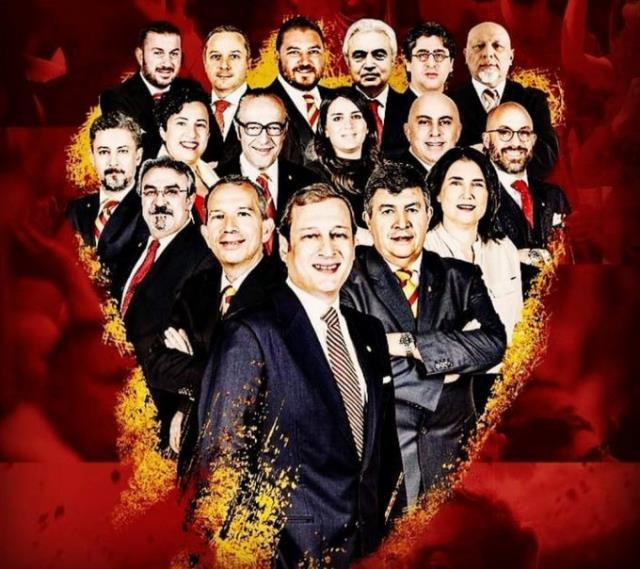 Galatasaray'da Burak Elmas ipi göğüsledi! İşte yeni Başkan'ın kulübü ayağa kaldıracak vaatleri