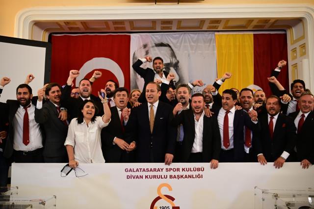 Galatasaray'ın yeni başkanı Burak Elmas'tan taraftara mesaj var: Şimdi size layık olma zamanı