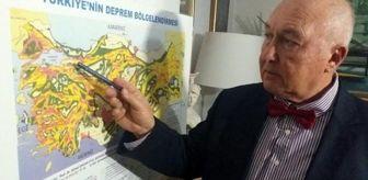 Övgün Ahmet Ercan: Kartal'daki deprem büyük İstanbul depreminin ayak sesi mi? Uzman isimden yüreklere su serpen sözler