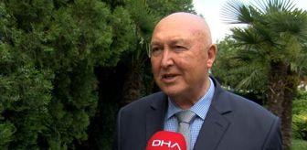 Övgün Ahmet Ercan: PROF. DR. ERCAN ARKASINDAN BÜYÜK BİR DEPREM GELMEYECEK