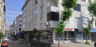 İstanbul: GÜNGÖREN'DE ÇATLAKLAR OLUŞAN 4 KATLI BİNA BOŞALTILDI